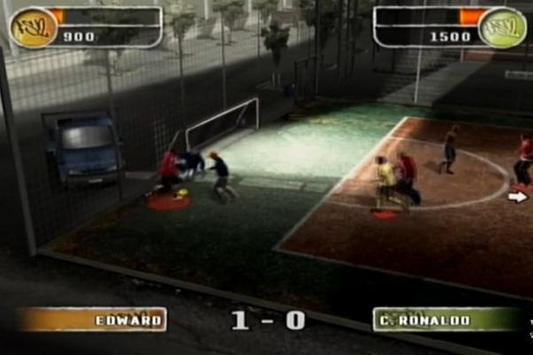 Guide FIFA Street 2 screenshot 4