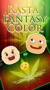 Rasta fantasy color screenshot 3