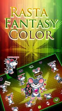 Rasta fantasy color screenshot 2