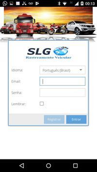 SLG Rastreamento Brasil poster
