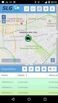 SLG Rastreamento Brasil screenshot 2