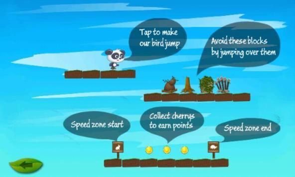 Panda Run screenshot 2