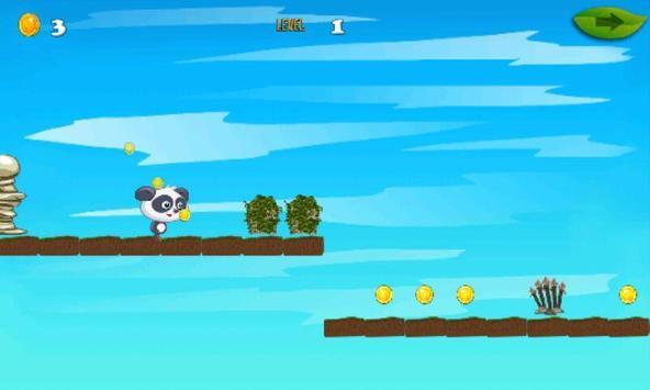 Panda Run screenshot 3