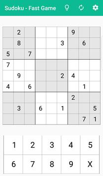 Sudoku - fast sudoku game screenshot 4