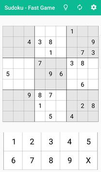 Sudoku - fast sudoku game screenshot 6