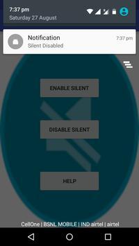Automatic Phone Silent screenshot 3