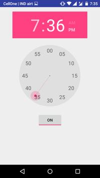 Automatic Phone Silent screenshot 1
