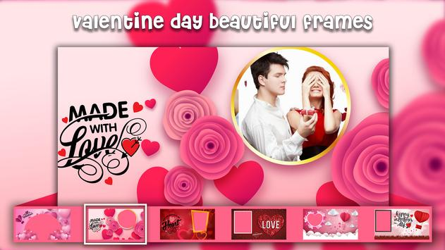 Valentine's Day Special Photos - Frame Editor poster