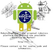 RobotsAnywhere NavCom (Android 1.x) icon