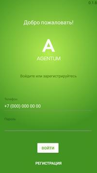 Agentum poster
