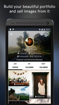 Snapwire - Sell Your Photos apk screenshot