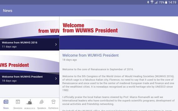 WUWHS 2016 screenshot 6