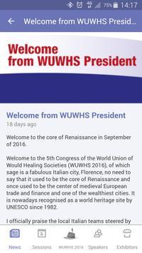 WUWHS 2016 screenshot 1