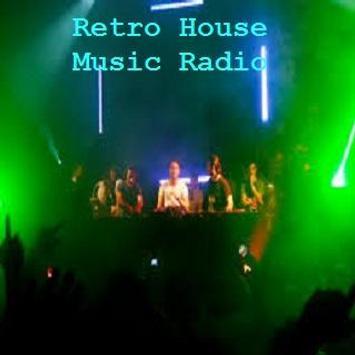 Retro House Music Radio screenshot 1