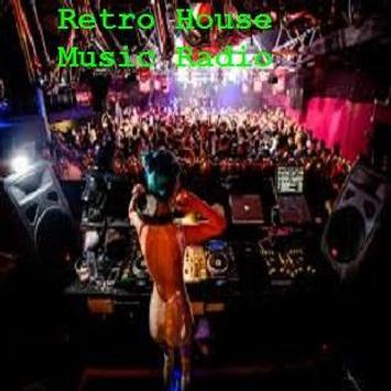 Retro House Music Radio screenshot 3