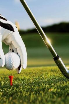 Golf Live Wallpaper poster
