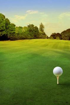 Golf Live Wallpaper apk screenshot