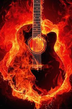Guitar Live Wallpaper apk screenshot