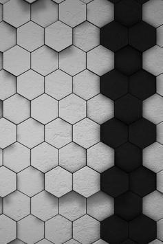 Honeycomb Live Wallpaper apk screenshot