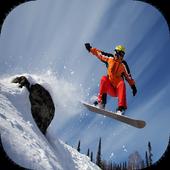 Snowboard Live Wallpaper icon