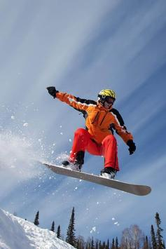 Snowboard Live Wallpaper poster