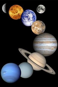 Solar System Live Wallpaper screenshot 2