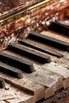 Piano Live Wallpaper apk screenshot