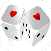 Rolling Dice Live Wallpaper icon