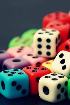 Rolling Dice Live Wallpaper apk screenshot