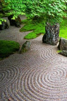 Zen Garden Live Wallpaper apk screenshot