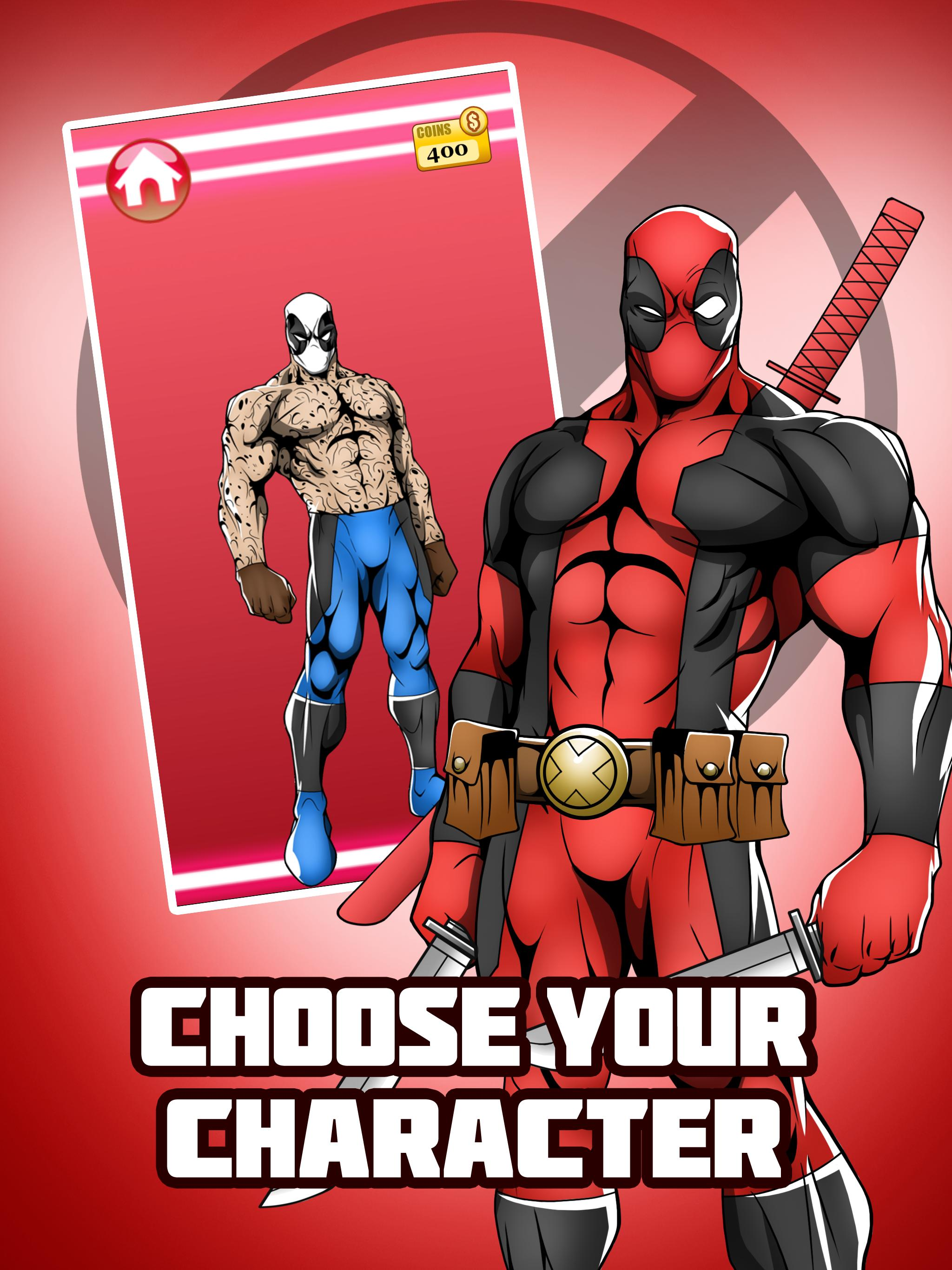 Deadpool SuperHero Creator for Android - APK Download