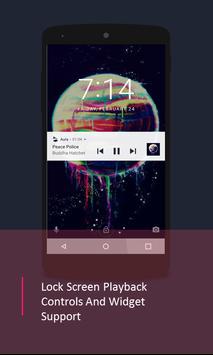 Aura Music Player apk screenshot