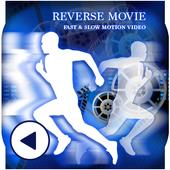 Reverse Video FX - Magic Video icon