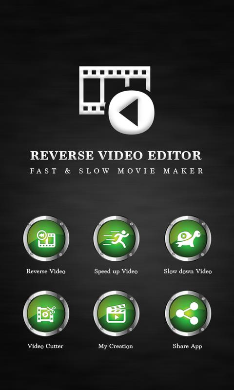 reverse video fx