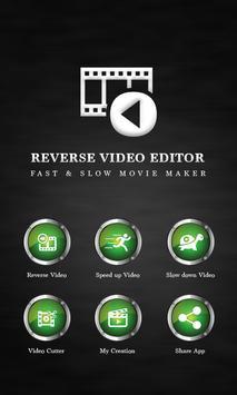 Reverse Video FX - Magic Video poster