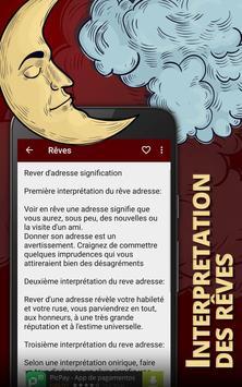 Dictionnaire Des Rêves et Interpretation apk screenshot