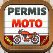 Permis Moto 2018 Permis de Conduire Moto École icon