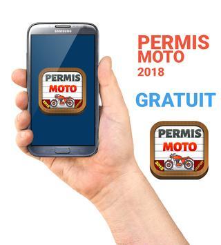 Permis Moto 2018 Permis de Conduire Moto École screenshot 2