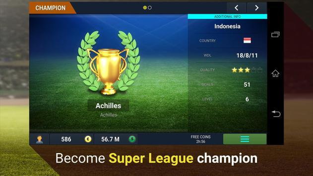 Revolution Football Manager screenshot 4