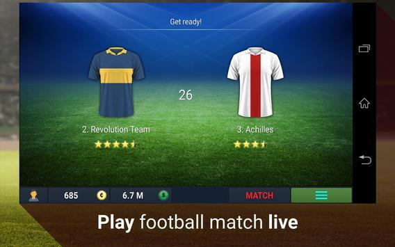 Revolution Football Manager screenshot 10