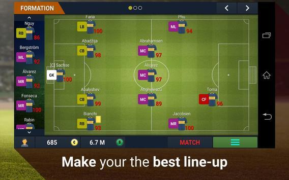 Revolution Football Manager screenshot 11