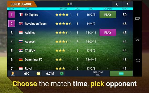 Revolution Football Manager screenshot 12