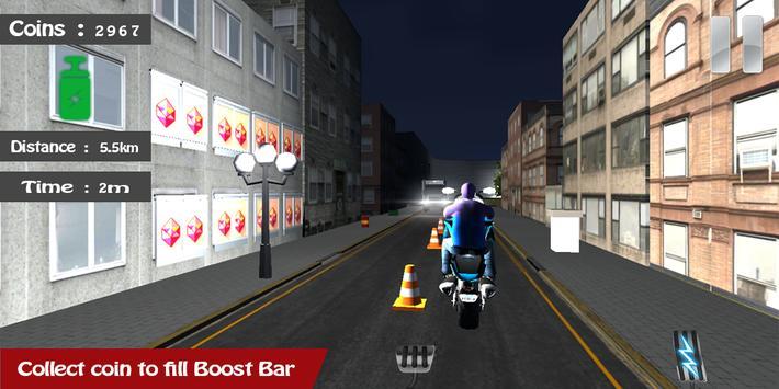 Motorbike Traffic Driving screenshot 1