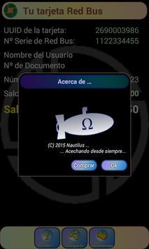 Red Bus Saldo NFC screenshot 2