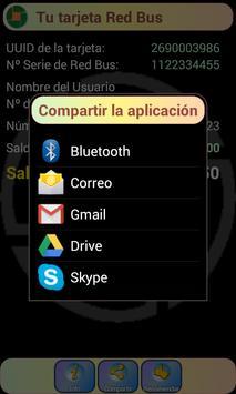 Red Bus Saldo NFC screenshot 4