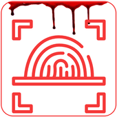 Fingerprint Blood Group Scanner icon