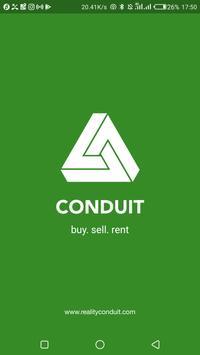 Conduit poster