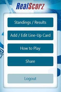 RealScorz Hockey apk screenshot