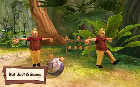 Coconut Shooter – Deadly Games screenshot 2