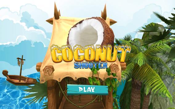 Coconut Shooter – Deadly Games screenshot 4